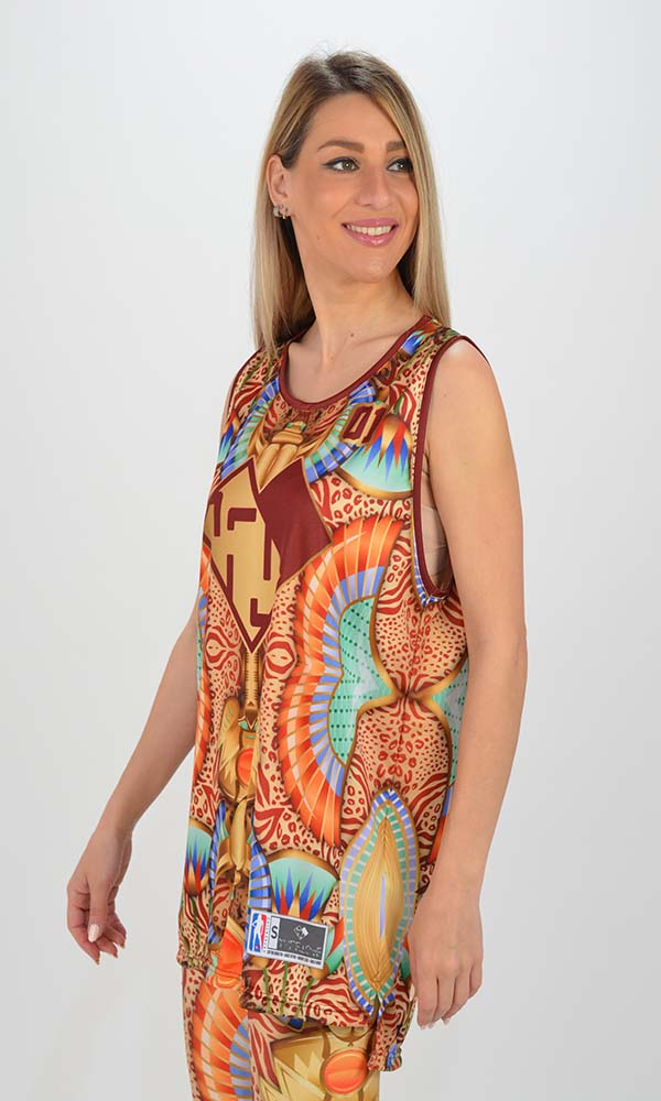 Collection Spring - Summer 2021 TYPE LOVE TOP NEFERTITI G GLOSSY