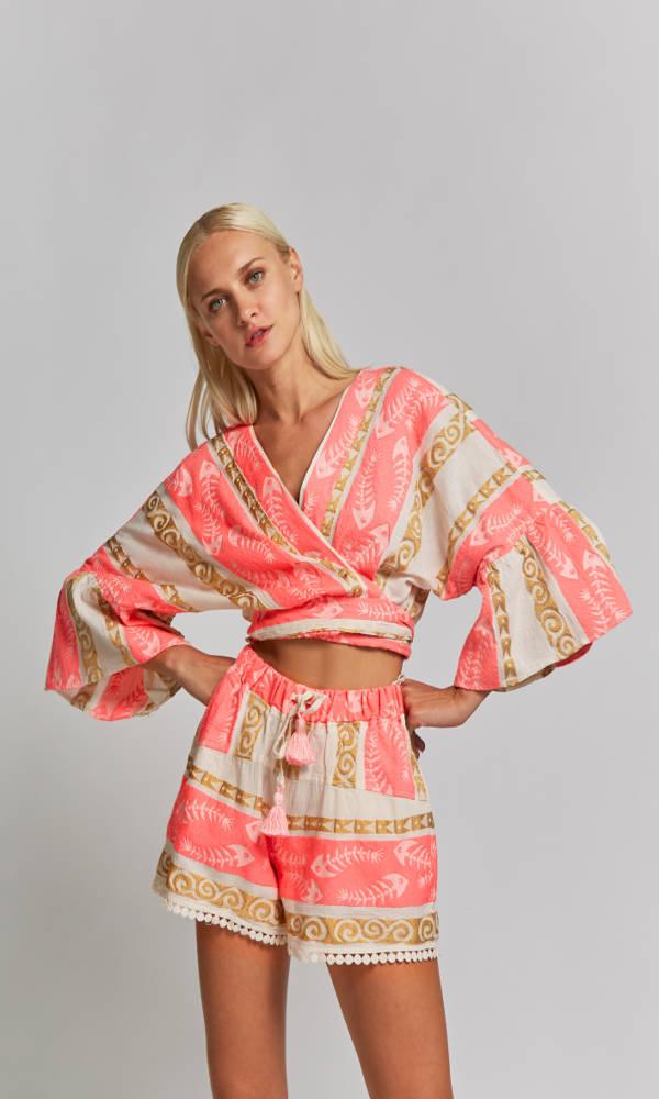 Collection Spring - Summer 2021 NEMA AMALIA SHORTS