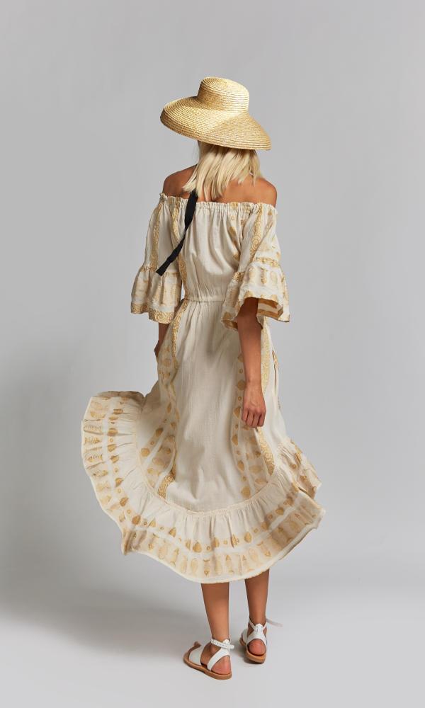Collection Spring - Summer 2021 NEMA THEMIS DRESS