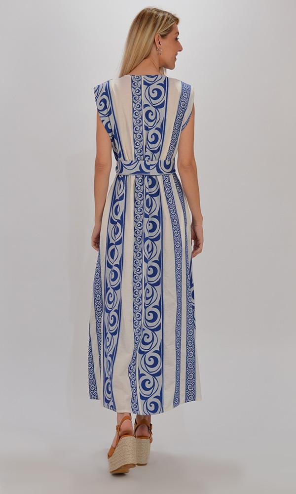 Collection Spring - Summer 2021 PLS FASHION ETHNIC MAXI DRESS
