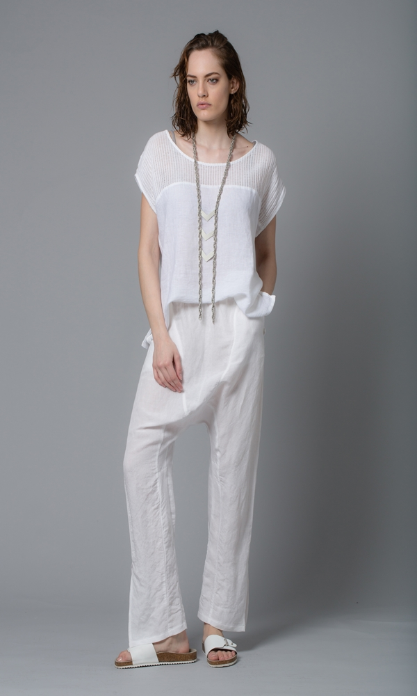 Collection Spring - Summer 2021 LOTUS EATERS ESSOS PANTS