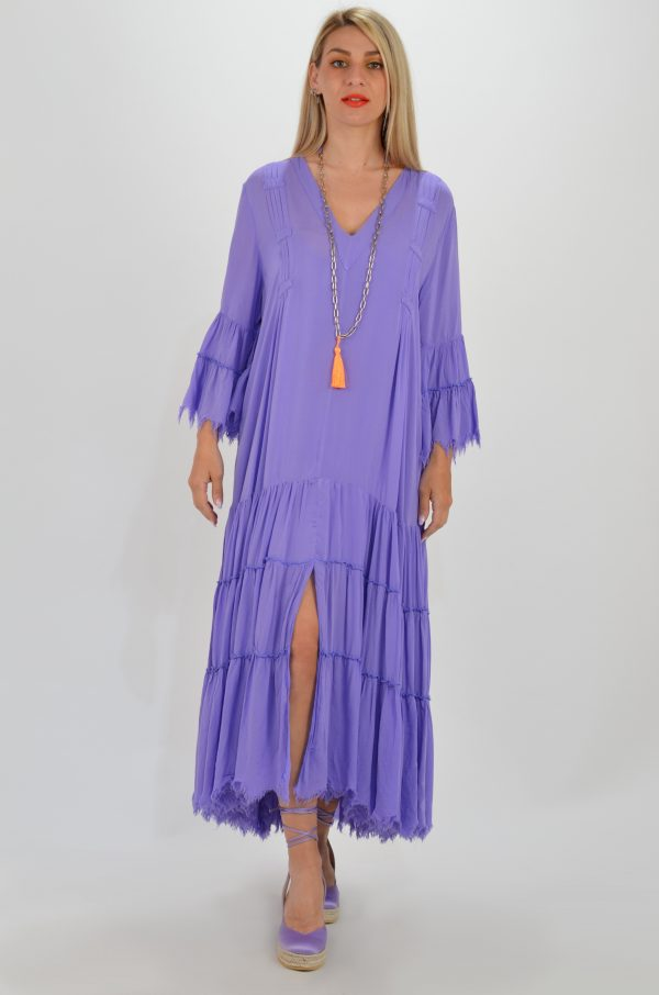 Collection Spring - Summer 2021 ATHINA KLO KAFTAN MEXICO SMART LONG
