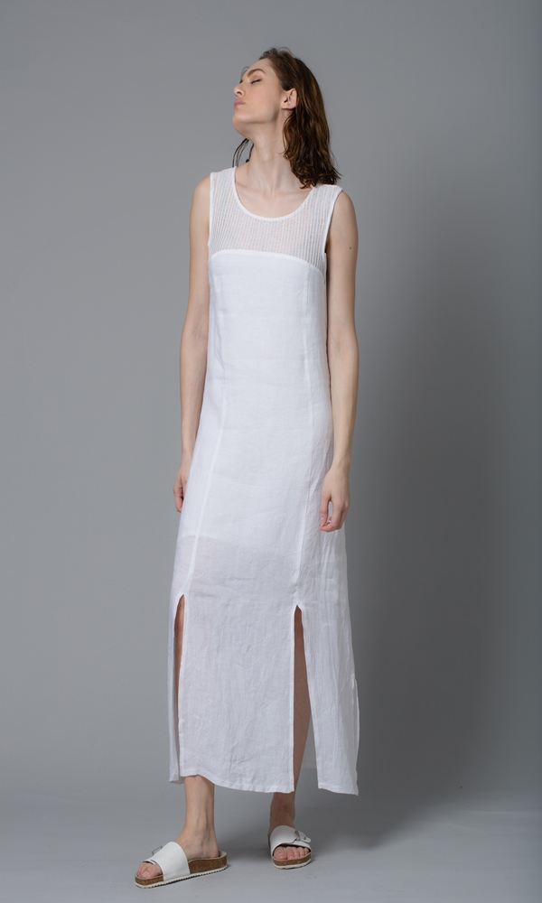 Collection Spring - Summer 2021 LOTUS EATERS HADRANIEL LONG DRESS