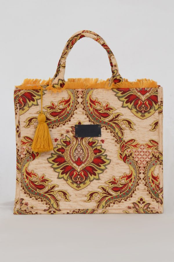 Collection Spring - Summer 2021 SINGAPORE BAG