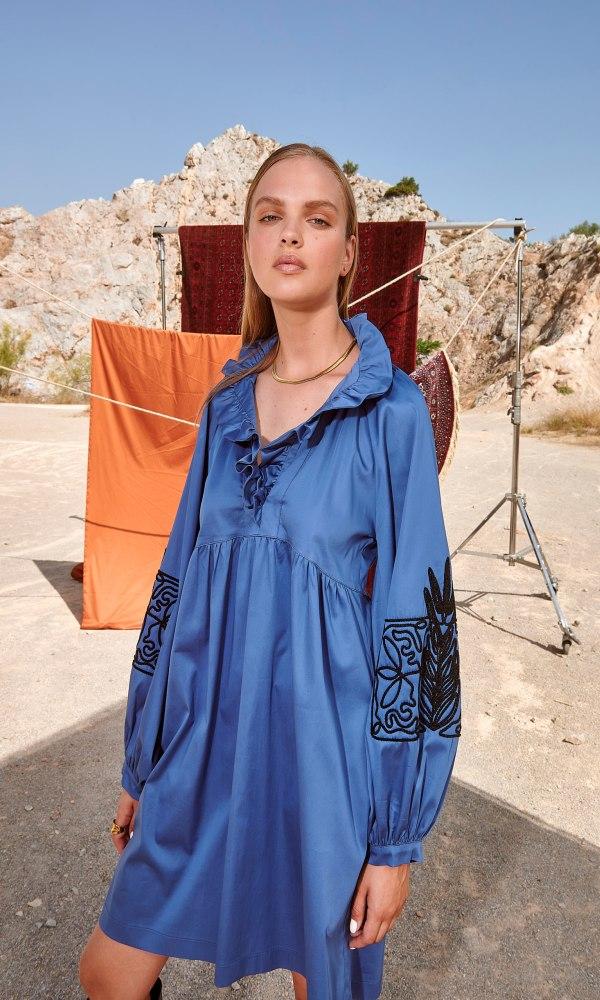 Γυναικεία Ρούχα NEMA SALLY DRESS N408-05900