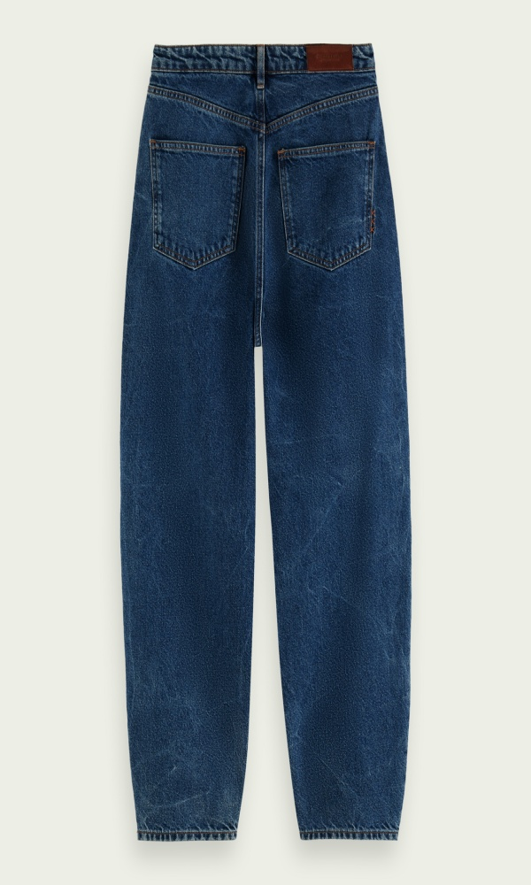 Γυναικεία Ρούχα SCOTCH&SODA HIGH RISE BALLOON LEG