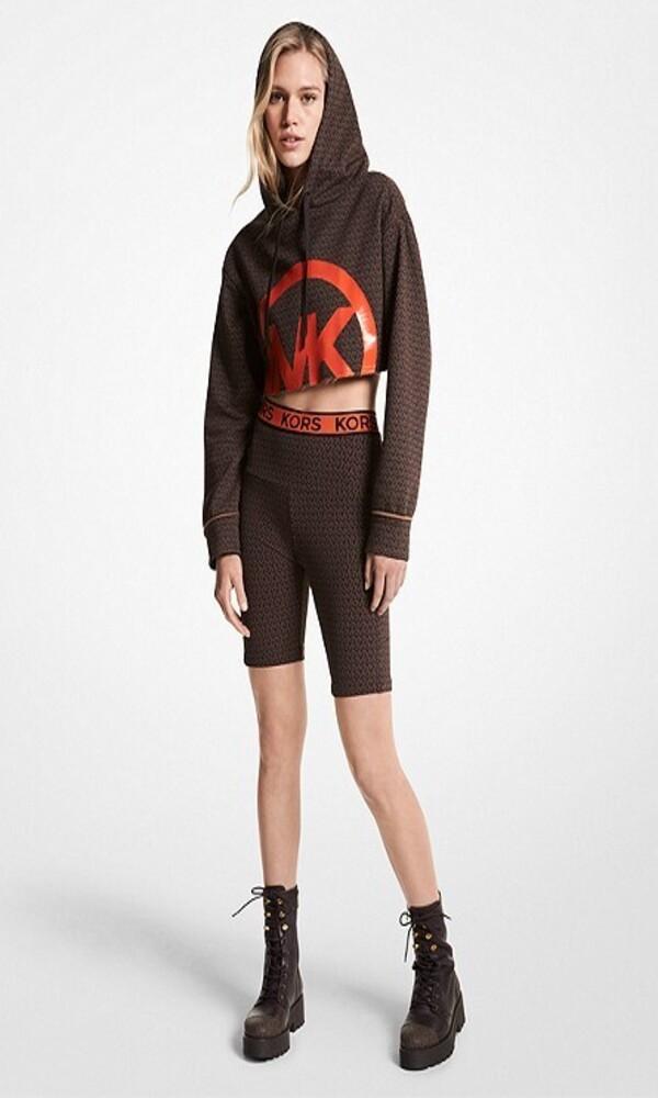 Γυναικεία Ρούχα MICHAEL KORS MKGO MINI MK DOT LEGGINGS