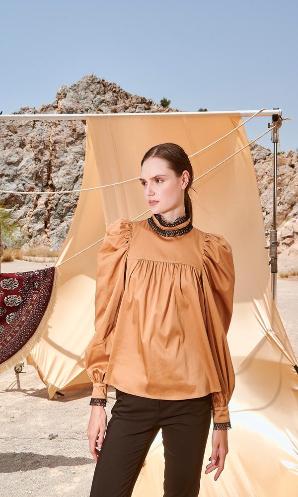 Γυναικεία Ρούχα NEMA VICOTRIA BLOUSE N109-03300