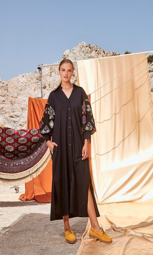 Γυναικεία Ρούχα NEMA AZTECA DRESS