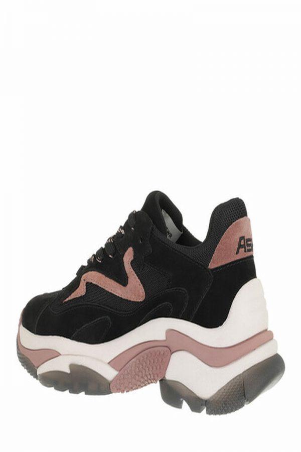 Παπούτσια ASH ADDICT BLACK/PINK WOOD/ BLACK