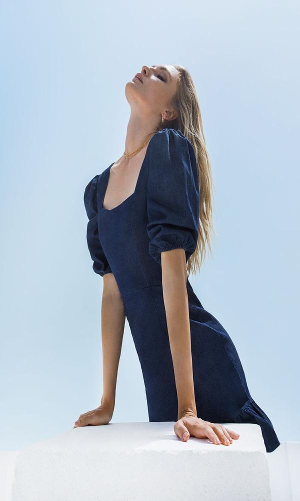 Γυναικεία Ρούχα FOREVER YOUNG ALEXIA DRESS