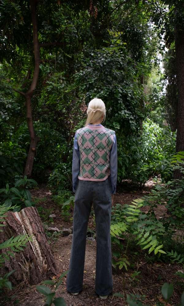 Jeans NEVER ON SUNDAY by NEMA WOODSTOCK JEANS
