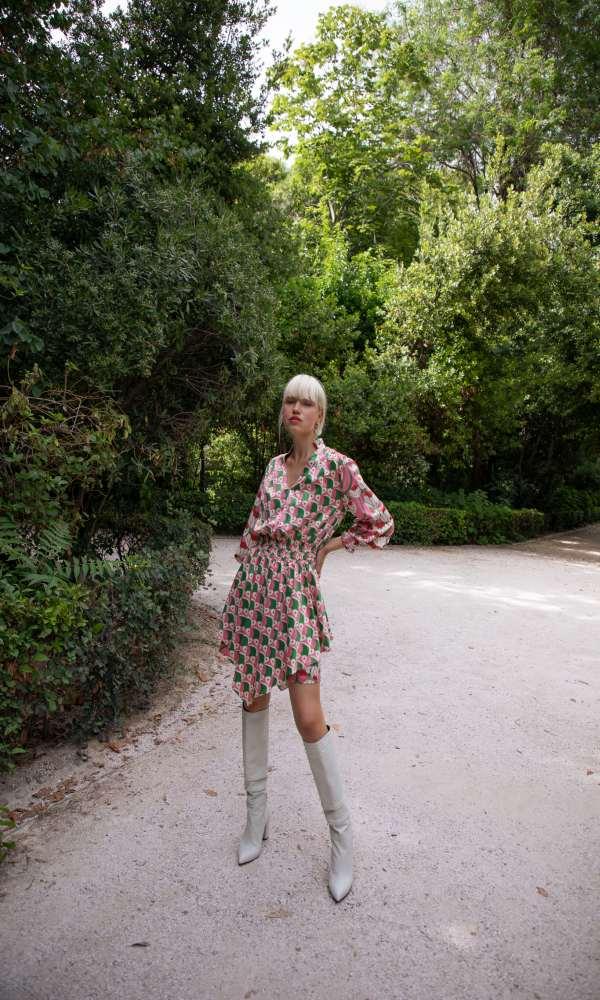 Γυναικεία Ρούχα NEVER ON SUNDAY by NEMA SILENTIA SHIRT