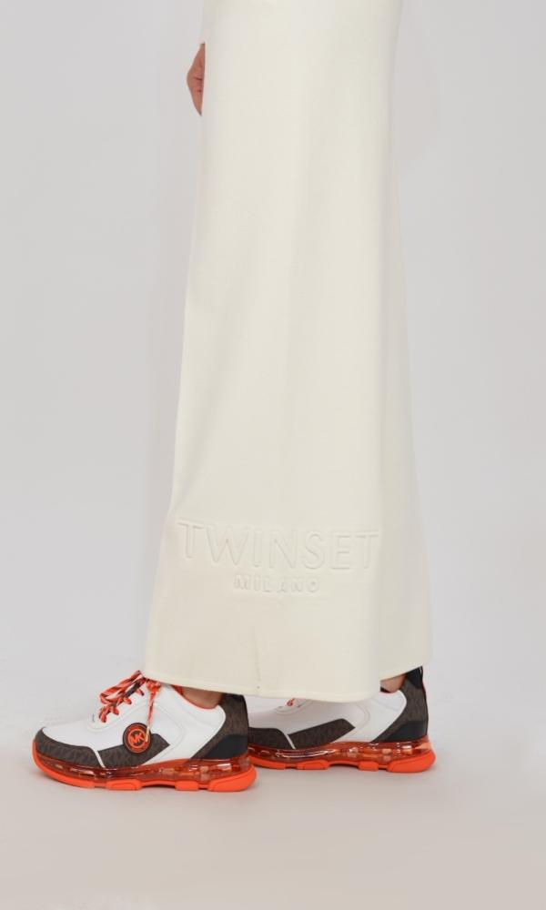 Γυναικεία Ρούχα TWINSET KNITTED PANTS