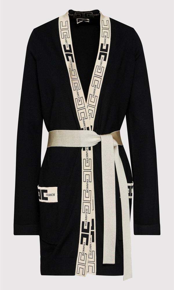 Γυναικεία Ρούχα ELISABETTA FRANCHI JACKET MK53S16E2V350