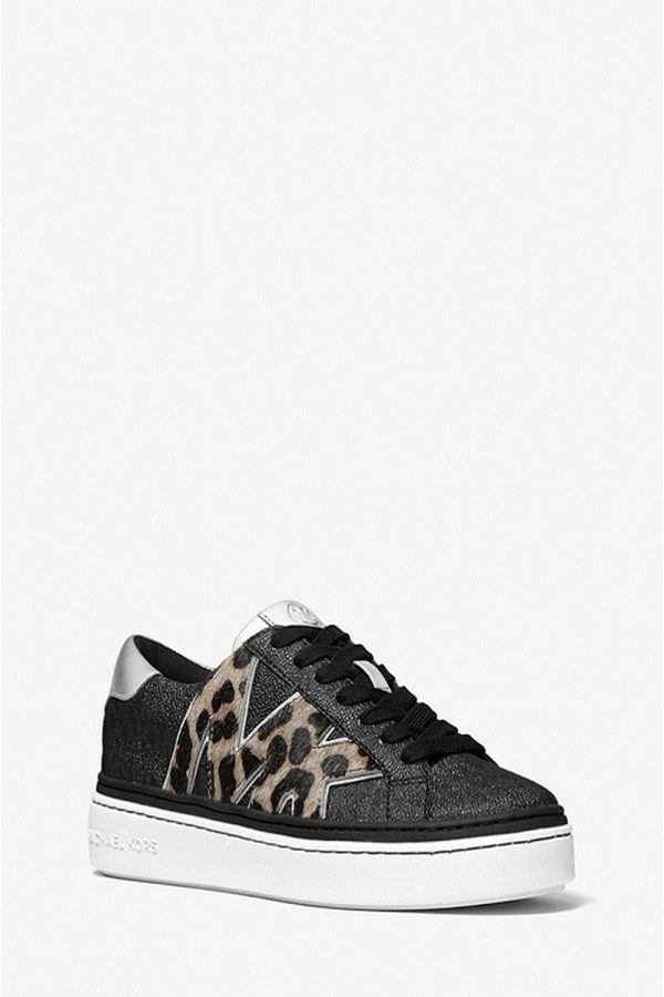 Collection Spring - Summer 2021 MICHAEL KORS CHAPMAN LACE UP SNEAKER