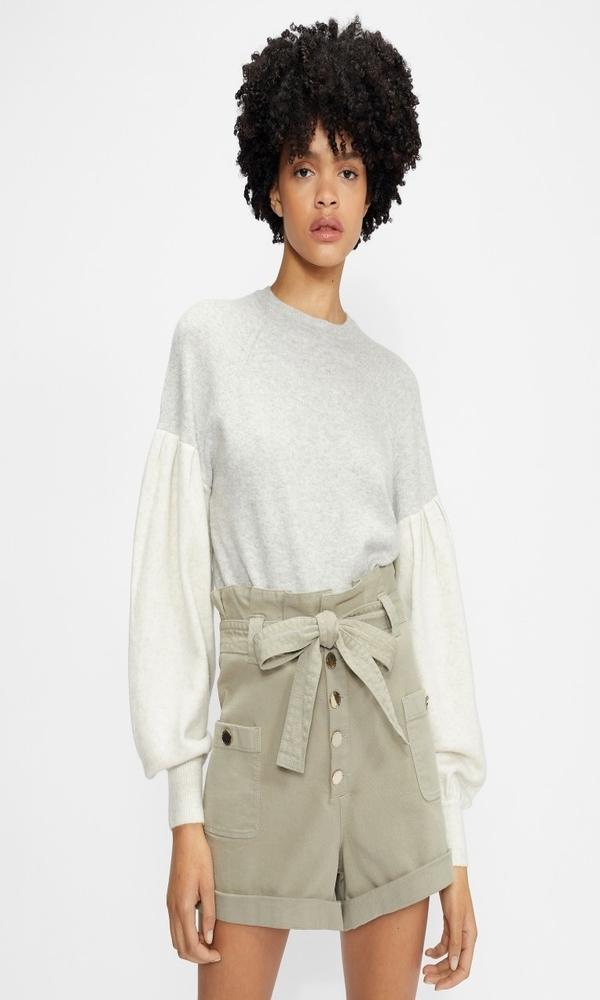 Γυναικεία Ρούχα TED BAKER ESMMEYY CONTRAST SLEEVE SWEATER