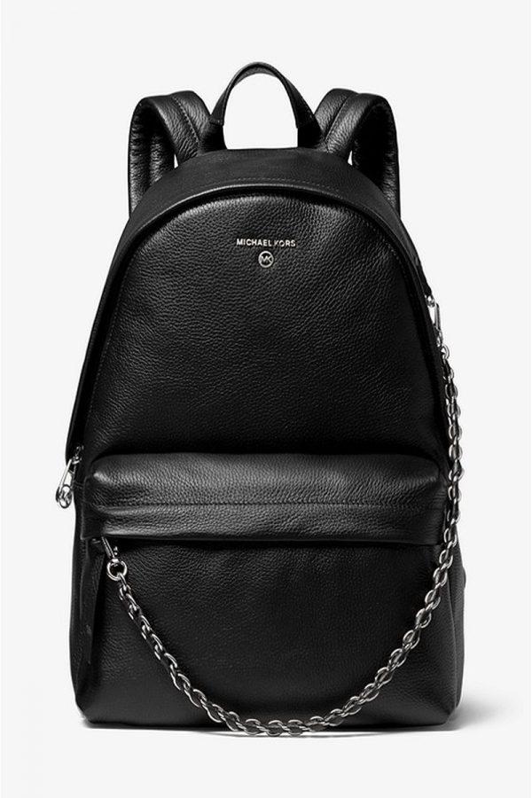 Σακίδια - Backpacks MICHAEL KORS MEDIUM SLATER BLACK BACKPACK