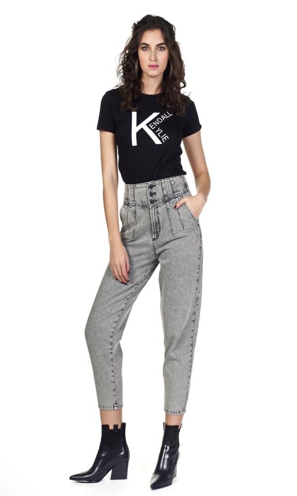 T-Shirts KENDALL&KYLIE ACTIVE LOGO T-SHIRT