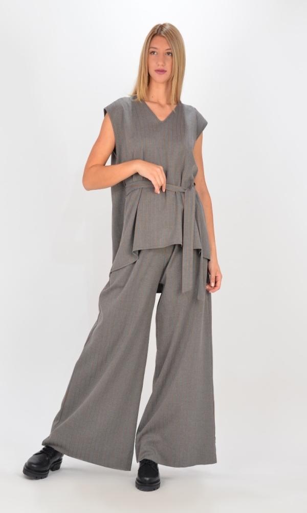 Γυναικεία Ρούχα CKONTOVA LOOSE FIT PANTS