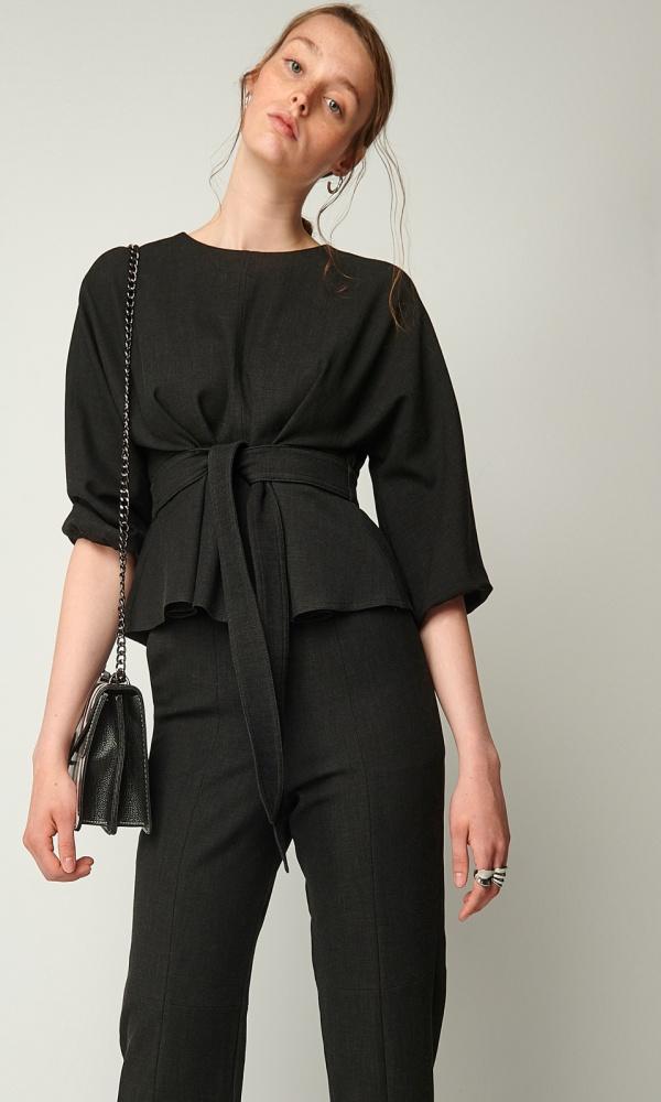 Γυναικεία Ρούχα BLACK&BLACK BELT TOP