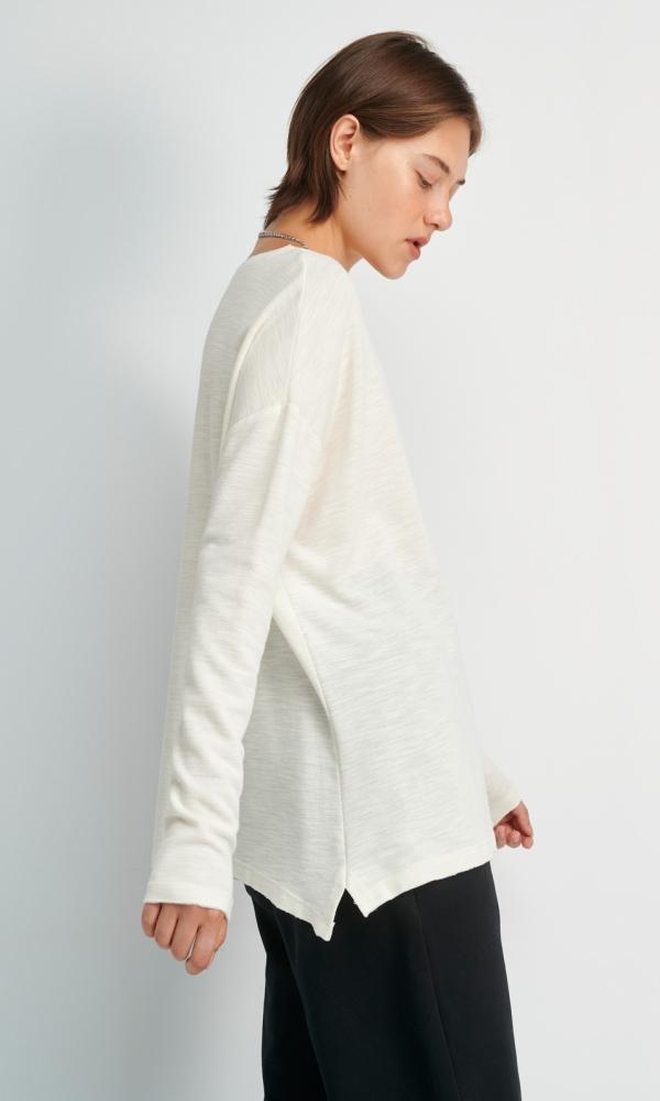 Γυναικεία Ρούχα FOURMINDS LASER CUT COTTON BLOUSE W22F8047