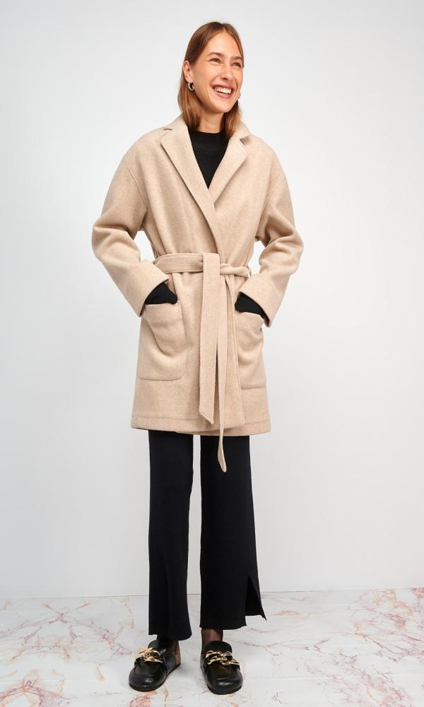 Γυναικεία Ρούχα MY TIFFANY BELT COAT