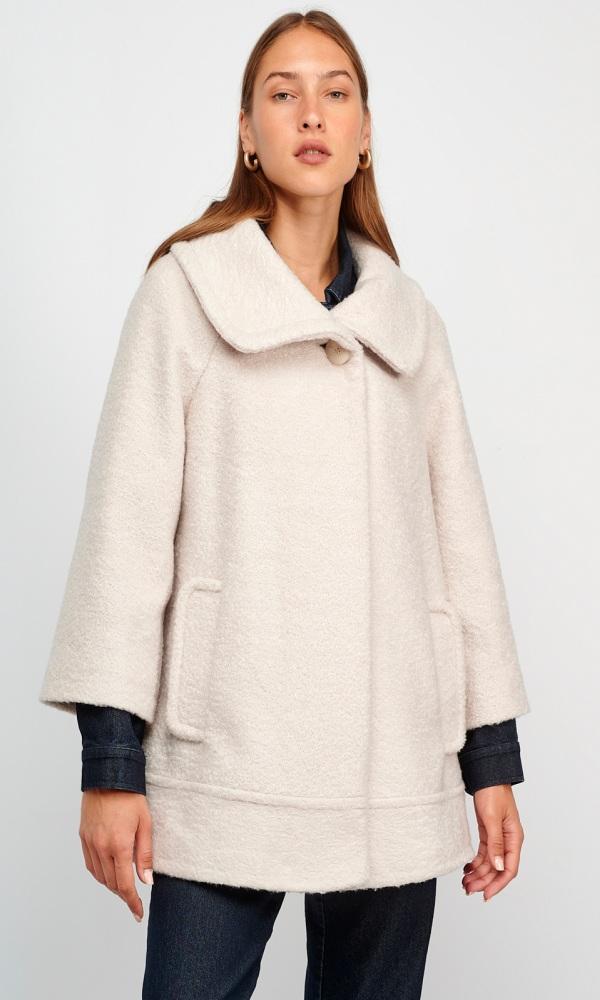 Γυναικεία Ρούχα MY TIFFANY SHORT COAT