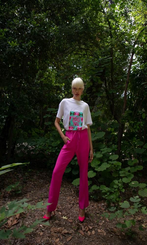 T-Shirts NEVER ON SUNDAY by NEMA T-SHIRT 1008-01500