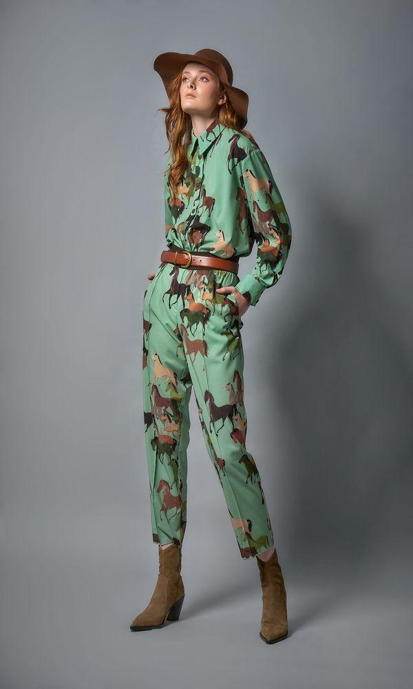 Γυναικεία Ρούχα CMANOLO HORSES SHIRT