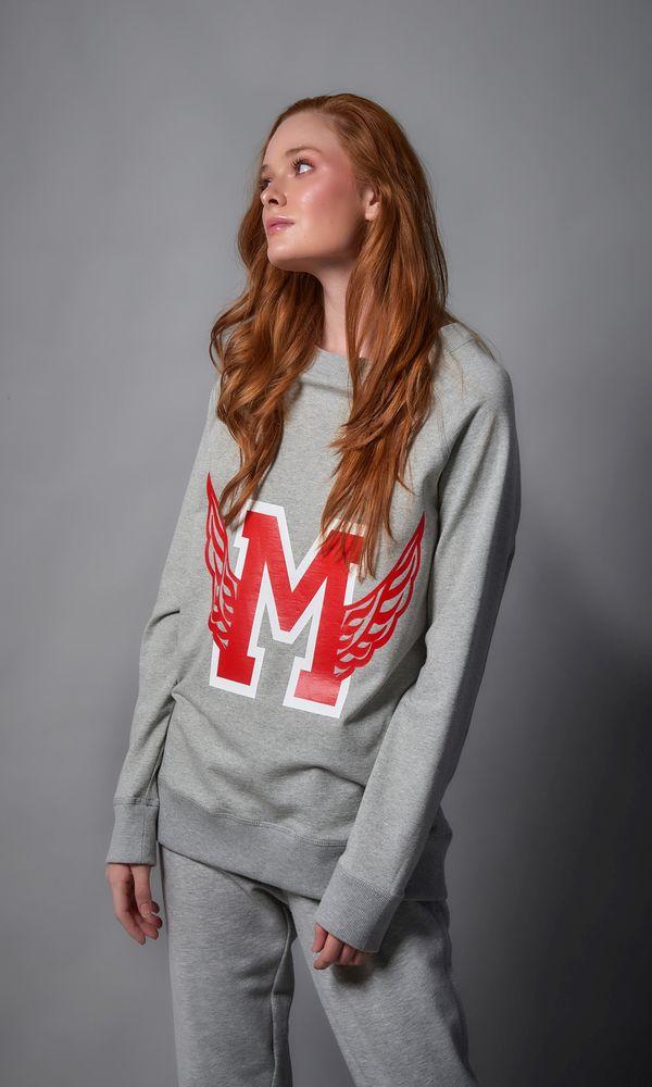 Γυναικεία Ρούχα CMANOLO RED-M SWEATER