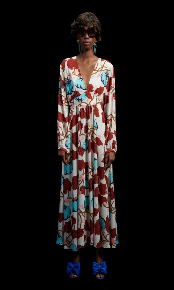 Γυναικεία Ρούχα WE ARE CREAM PUMPKINS DRESS