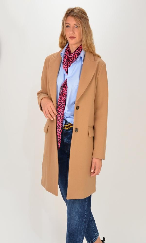 Γυναικεία Ρούχα MARELEY STRAIGHT COAT