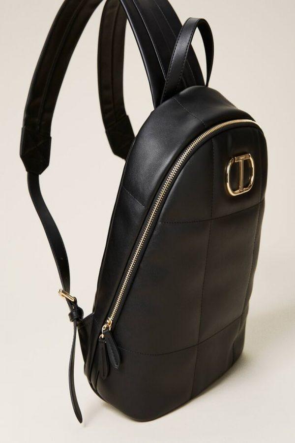 Σακίδια - Backpacks TWINSET BLACK BACKPACK