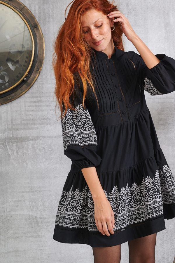 Γυναικεία Ρούχα LACE WIND DRESS