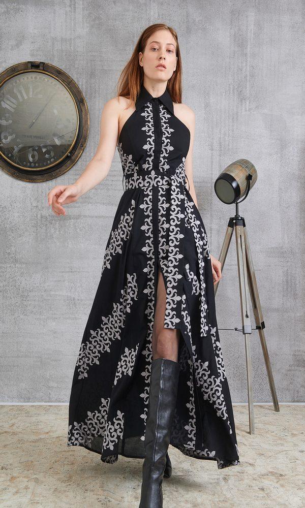 Γυναικεία Ρούχα LACE LONG DRESS