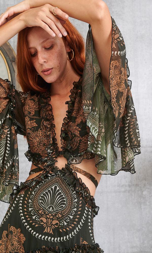 Γυναικεία Ρούχα LACE BOHO DRESS