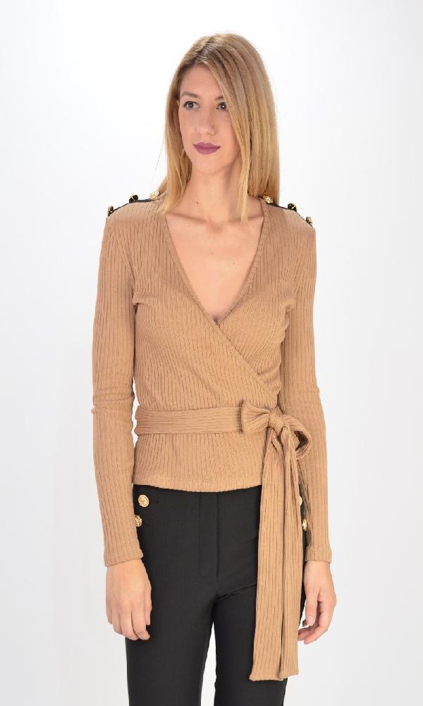Γυναικεία Ρούχα AVANT GARDE DIAMOND TOP