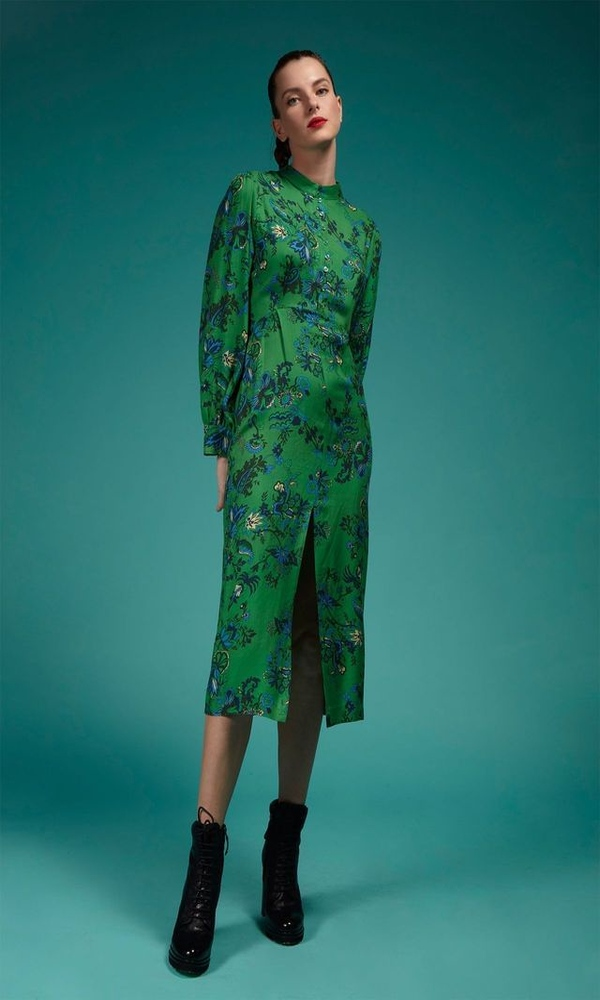 Γυναικεία Ρούχα CRISTINA BEAUTIFUL LIFE GREYS DRESS