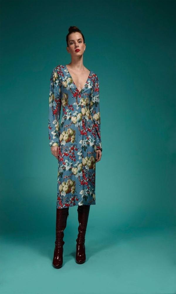 Γυναικεία Ρούχα CRISTINA BEAUTIFUL LIFE ARIS DRESS