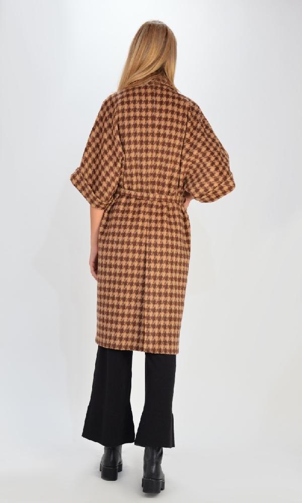 Γυναικεία Ρούχα C. KONTOVA SHORT SLEEVE COAT