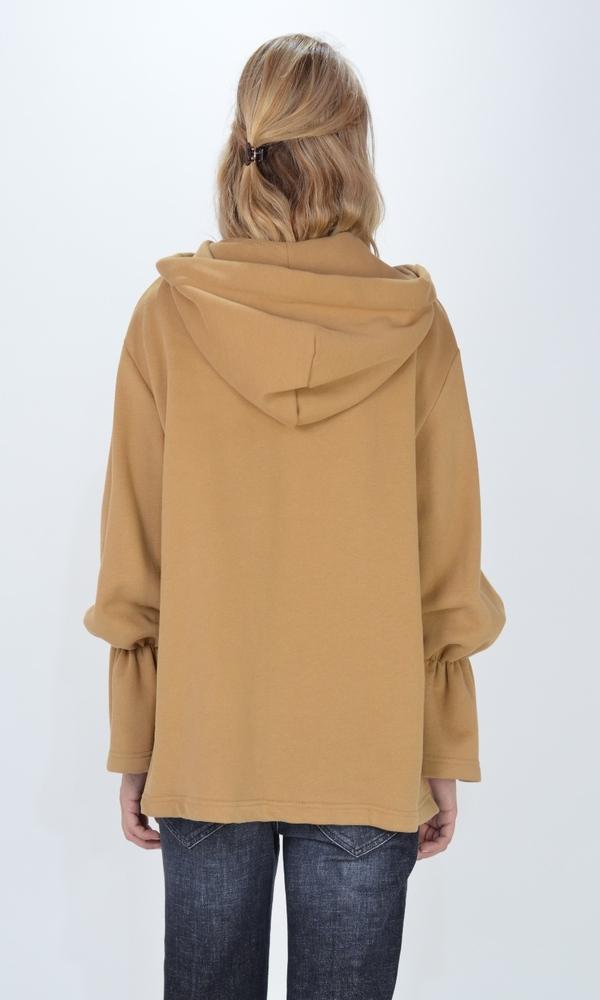 Γυναικεία Ρούχα DONDUP  BROWN SUGAR CARDIGAN