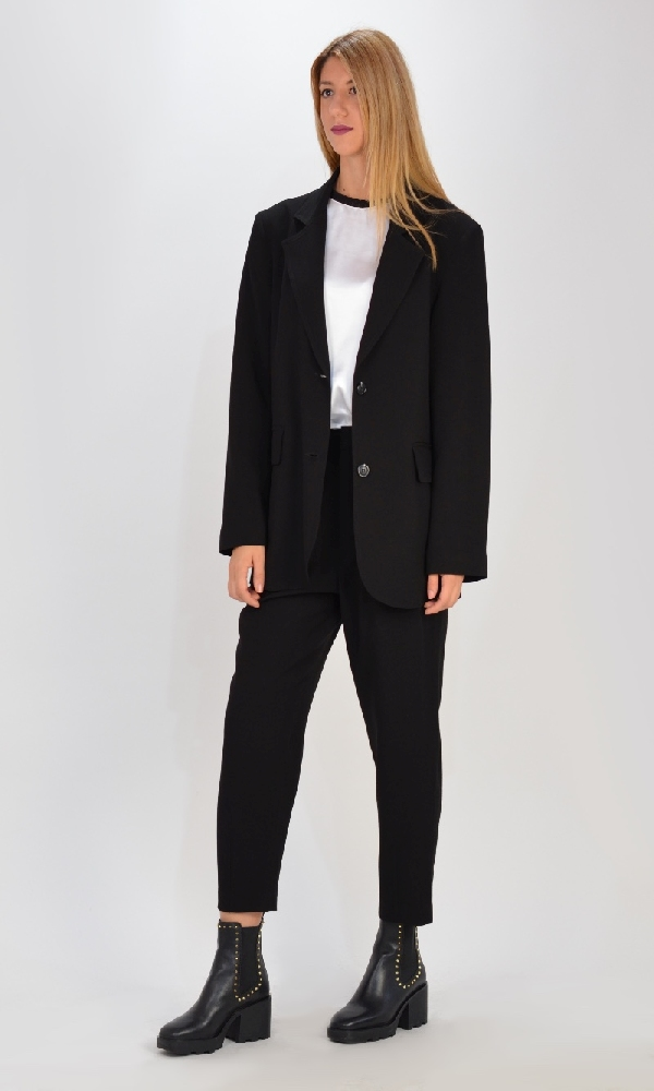 Γυναικεία Ρούχα AVANT GARDE BLACK BLAZER