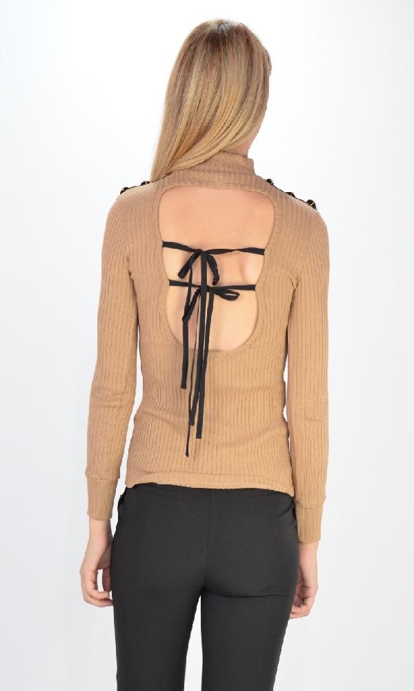 Γυναικεία Ρούχα AVANT GARDE BOW TOP