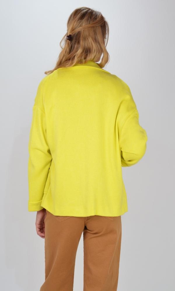 Γυναικεία Ρούχα MARYLEY LIME BLAZER