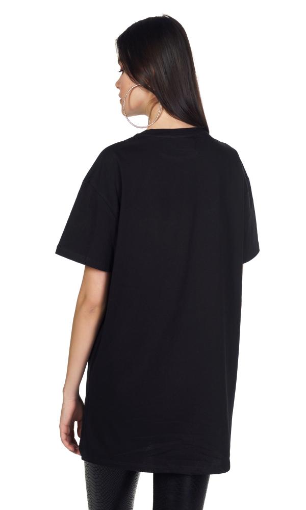 T-Shirts KENDALL AND KYLIE LONG TIGER TSHIRT