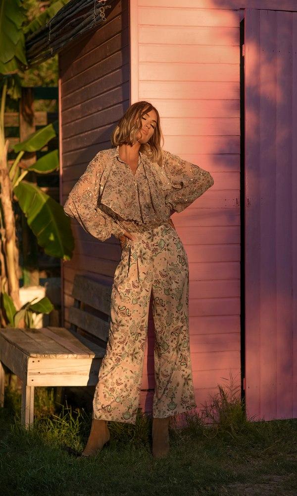 Γυναικεία Ρούχα IRAIDA ODETTE PANTS