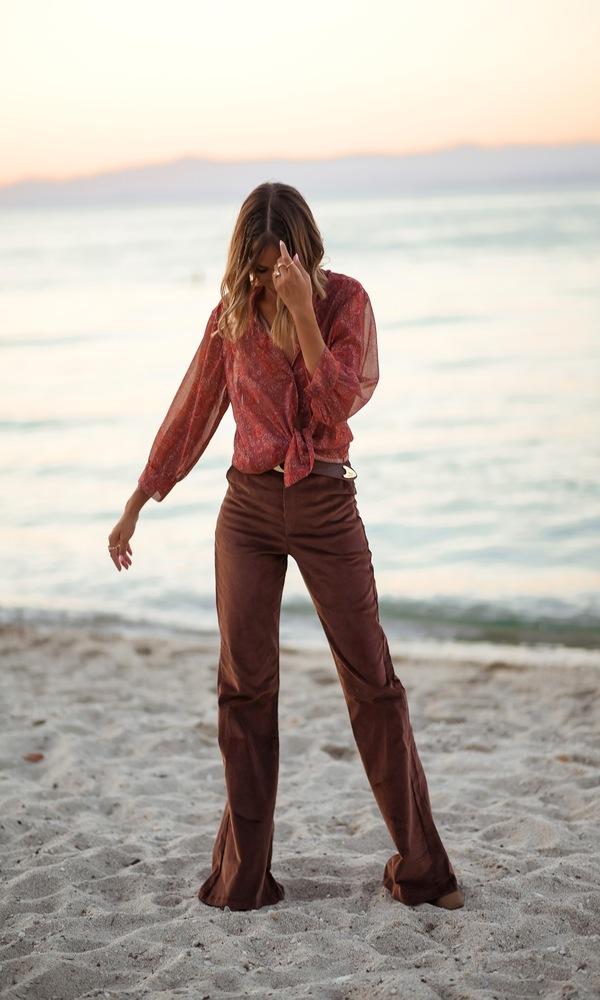 Γυναικεία Ρούχα IRAIDA DORIS PANTS