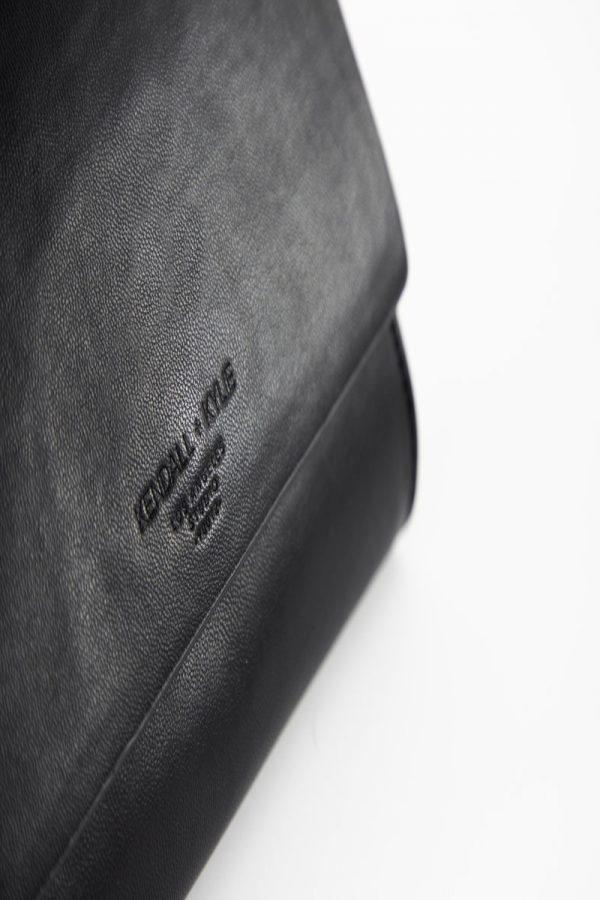 Cross Body - Messenger Bags KENDALL AND KYLIE BLACK CROSSBODY BAG