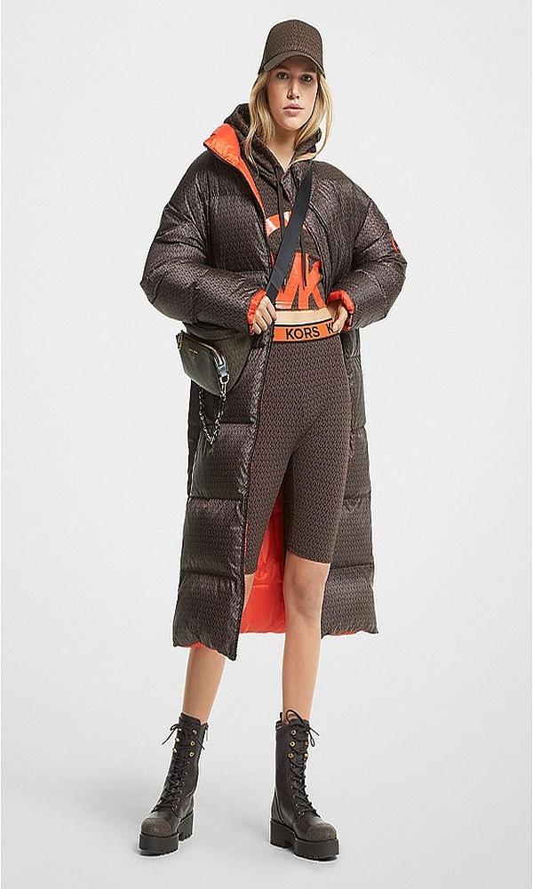 Γυναικεία Ρούχα MICHAEL KORS DOUBLE FACE PUFFER COAT